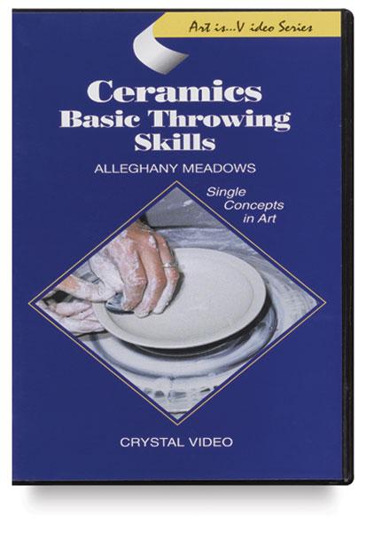 Ceramics Handbuilding: Basic Throwing Skills
