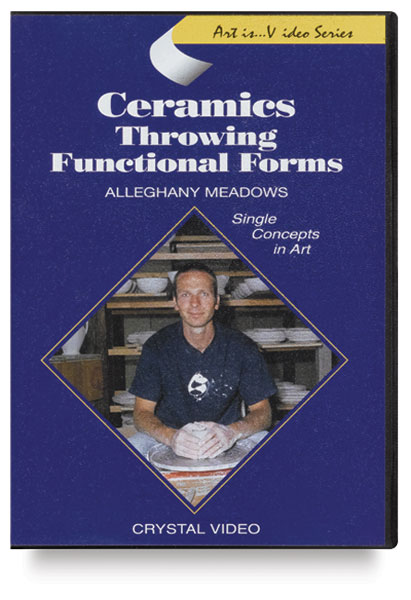 Ceramics Handbuilding: Throwing Functional Forms