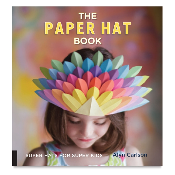 The paper hat book blick art materials for Waste material art on paper