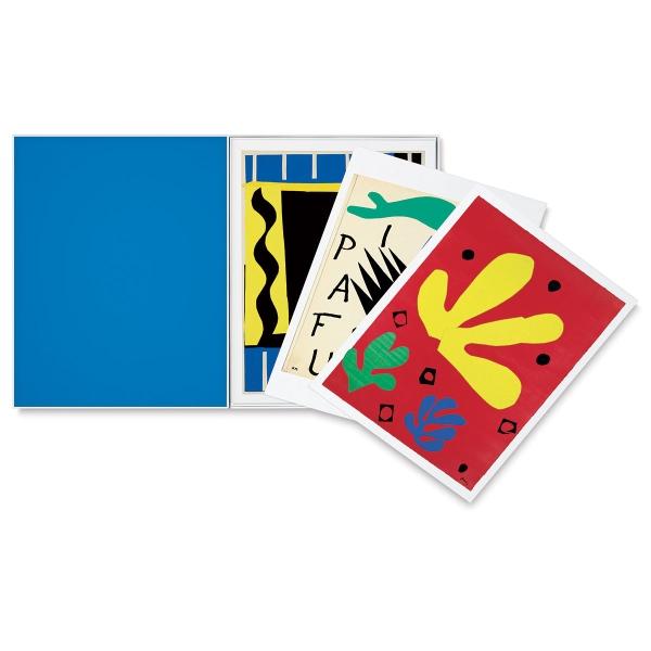 05ab8a8886a Matisse Cut-Outs Poster Box Set - BLICK art materials