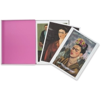 Frida Kahlo Poster Box, Set of 16