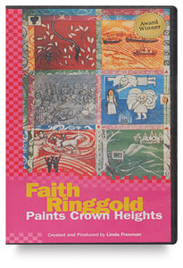 Faith Ringgold - Paints Crown Heights, DVD