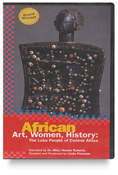 African Art, Women, History, DVD