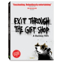 Exit Through the Gift Shop DVD