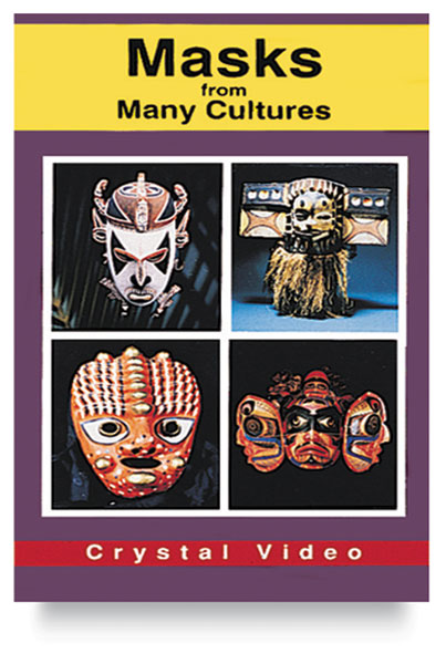Masks from Many Cultures, DVD