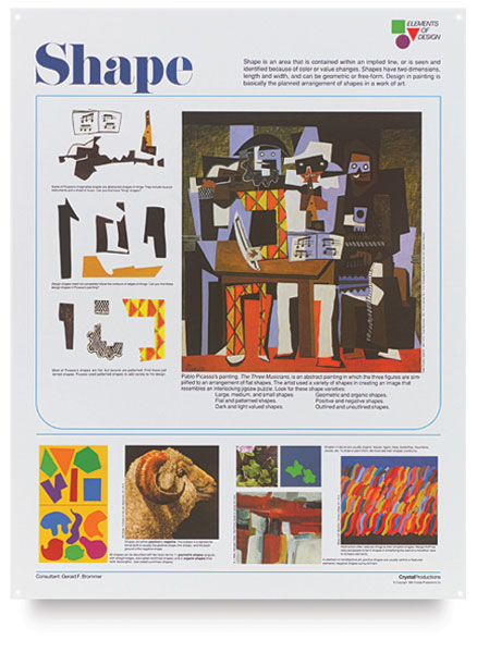 Elements & Principles Posters