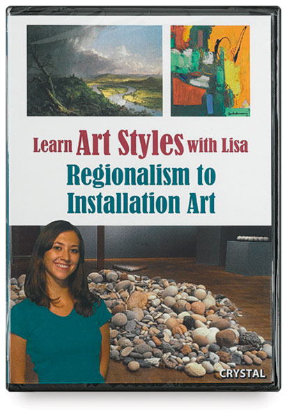 Regionalism to Installation Art