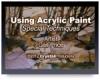 Using Acrylic Paint CD-ROM