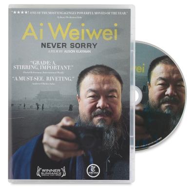 Ai Weiwei: Never Sorry DVD