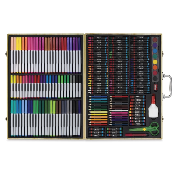 Complete Art Set, Set of 200