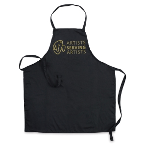 Blick Artists Serving Artists Apron