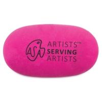 Pebble Eraser, Magenta
