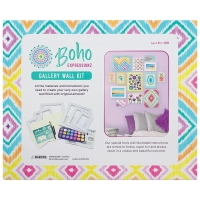 Boho Expressionz Wall Gallery Kit