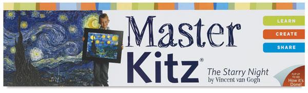 Master Kitz The Starry Night