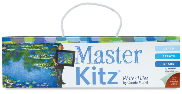 Master Kitz Water Lilies