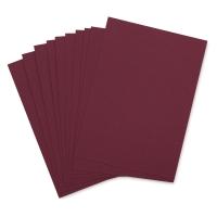 A7 Flat Cards, Dahlia, Pkg of 10