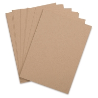 A7 Flat Cards, Paper Bag, Pkg of 10