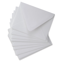 A2 Envelopes, Savoy White, Pkg of 10
