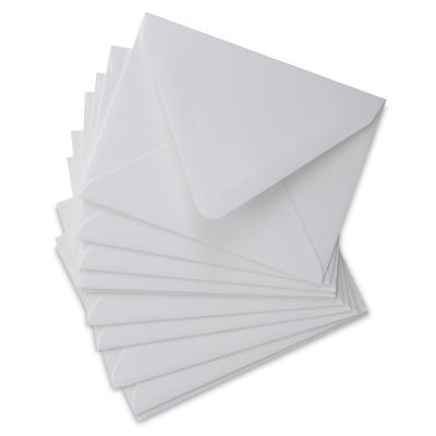 A2 Envelopes, Savoy White, Pkg of 10