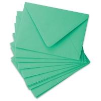 4 Bar Envelopes, Jade, Pkg of 10