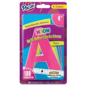 "Neon, 4"""