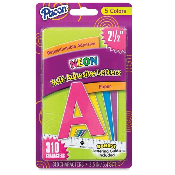 "Neon, 2½"""