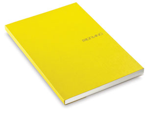 Dot Gluebound Notebook, 90 Sheets