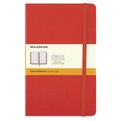 Notebook, Large, Lined