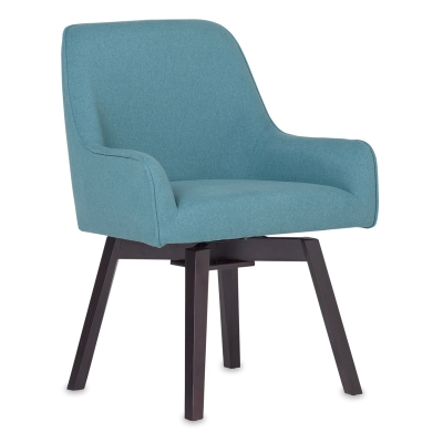Spire Swivel Chair, Baltic