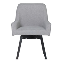 Spire Swivel Chair, Heather