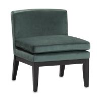 Cornice Chair, Teal