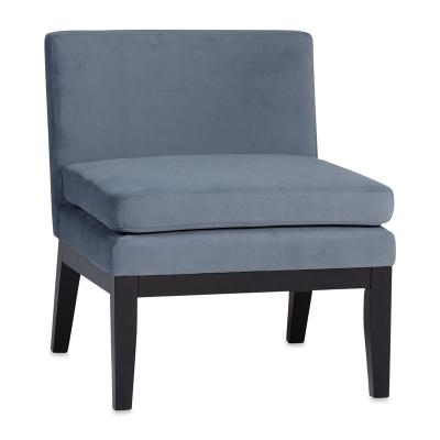Cornice Chair, Cornflower