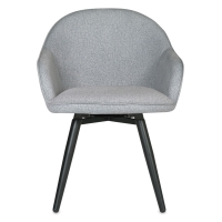 Arm Chair, Gray