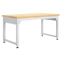 Adjustable Metal Table, ShopTop