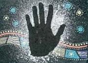 Aboriginal Hand Prints