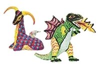 Altered Alebrijes