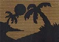 Corrugated Cardboard Silhouettes