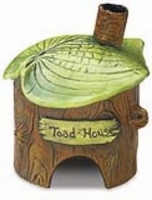 Forest Dwellings: Toad House