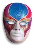 Mardi-Gras Mask