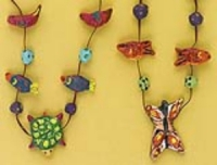 Native American Story Necklaces