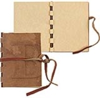 Paper Leather Journal
