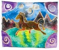 Tibetan Wishing Banner