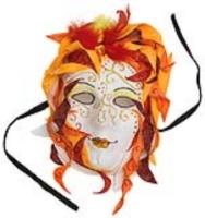 Venetian Volto Mask