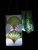 Yupo Art Deco Lantern
