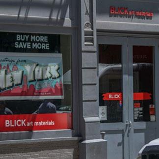 New York City 13th St Façade