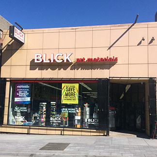 Van Ness Art Store San Francisco Ca Blick Art Materials