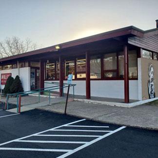Plainville, CT storefront
