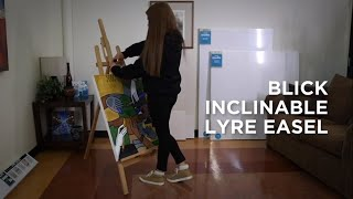 How to Assemble a Blick Studio Inclinable Lyre Easel