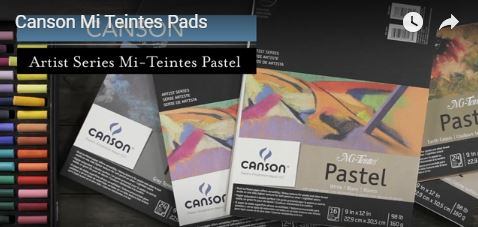 Canson Mi Teintes Pads